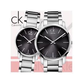 瑞士 CK手錶 Calvin Klein 對錶 國隆 K2G21161_K2G23161 鐵灰面_張鈞甯_不鏽鋼錶帶_極簡紐約大錶徑薄型弧形切面 情人對錶
