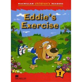 ~Children s Readers~Eddie s Exercise ~Level 1~MACMILLAN
