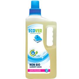 ~比利時品牌Ecover~1.5L~清新潔白洗衣精~不添加矽靈、螢光劑...化學成份◆一般、滾筒洗衣機
