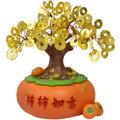 【RQ0214】柿柿如意發財樹聚寶盆
