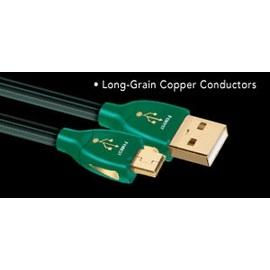 Audioquest Forest USB Cable 高音質Mini USB 傳輸線 美國發燒線材 保証 1.5m