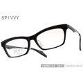 『金橘眼鏡』SPIVVY眼鏡 日本手工眼鏡# SP1149 BK黑色