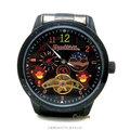 珍珠林~新款到.全球限量~夢奇奇機械紀念錶.第074只#170