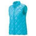 [ Mont-Bell ] EX Light Down 900FP 極輕量保暖鵝絨 羽絨背心/ 羽毛背心 女款 1101308 LTTQ 淺水藍