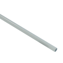 5分(1.6cm) x 180cm 白色鐵管 長管24964PH, (單位:支)