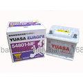 台灣湯淺 YUASA 54801-MF 免保養 免加水 汽車電池/電瓶