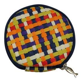 【BelleVesta】Mosaic圓掌心錢包(馬賽克) 時尚 流行 玩美 不撞包 #01168-801