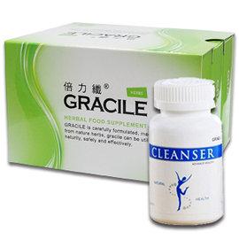 【倍力纖Gracile】30天份+康纖淨 保健食品 (60粒)