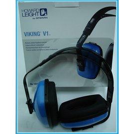 SF-SIL03美國Bilsom HOWARD LEIGHT  VIKING V1 經濟型防音耳罩 隔音/降音/遮音耳罩 隔/降/遮噪音耳罩 工業用耳罩 【熊安全】