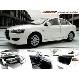 【原廠精品】Mitsubishi Lancer EX 三菱 「鯊魚頭」全新房車 ~全新白色,現貨特惠價!!~