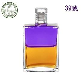 Aura-Soma靈性彩油瓶平衡油~39號 埃及瓶II/演布袋戲的人