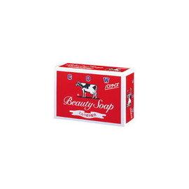 日本牛乳石鹼香皂100g 3塊入紅盒