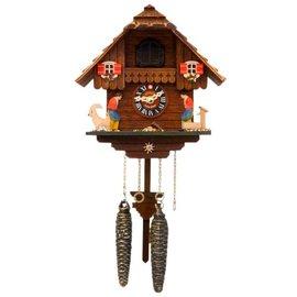 (嘉俋總代理-原裝進口)瑞士咕咕鐘 (Swiss Lötscher Cuckoo Clock)