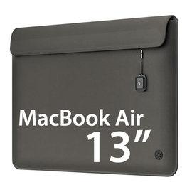 SwitchEasy Thins 鈦黑色MacBook Air 13吋高質感潛水布材質保護套