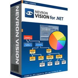 Nevron .NET Vision Enterprise企業版 單機版 (single developer license)