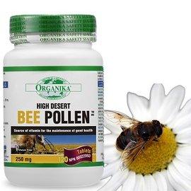 即期【Organika優格康】蜜蜂花粉(120顆/瓶)有效期限2018.08
