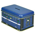 【台灣鐵道購物商城】★火車小鐵盒-TESA4101天皇花車(藍)