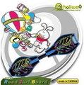 【Holiway】MIT蛇板-繽紛黃 送背袋+工具+蛇板發光PU輪X2 組合優惠◎台灣製造◎哈樂維賣場