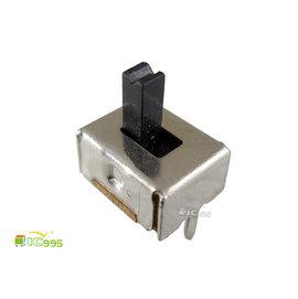 (ic995) 撥動開關 /  推動開關 /  滑動開關 6P SS-22D07VG5 兩檔 9x7x12.3mm 壹包10入 #0042