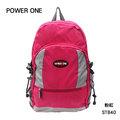 ≧加賀皮件≦POWER ONE 超質感5色多功能10吋電腦包/休閒後背包/筆電背包(ST840)