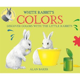~繪本123.吳敏蘭書單~WHITE RABBITS COLOR BOOK #39