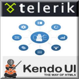 Kendo UI Complete for JSP Developer License with Subscription and Priority Support 商業單機下載版