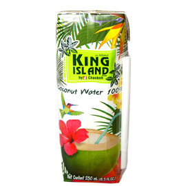 【蘋果市集】100% 純天然椰子水-250ml