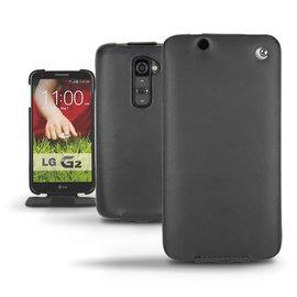 NOREVE LG G2 D082 下掀式皮套 保護殼 保護套 手機套 手工訂製 法國頂級手機皮套 腰掛 推薦