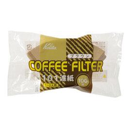 【北極海咖啡@板橋】Kalita 梯型濾紙單人份100張 NK101