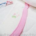 (7615)Hello Kitty 鋪棉印花肚圍(大)