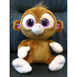 大眼動物娃娃系列