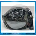 《福利社》KK 泡泡鏡片專用 電鍍水白原廠鏡片 耐刮 半罩安全帽 強化 三扣專用(華泰)
