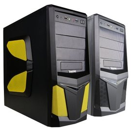 ~ ~TREETOP 樹昌 小黃蜂  黑 黃  前置19PIN USB3.0 3大7小 下