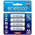 國際牌Panasonic eneloop 低自放鎳氫充電池3號4入(可充電約2100次)