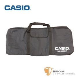 CASIO SC-610BK 61鍵電子琴專用琴袋 【適用機種: CTK-1100 /  CTK-3200 /  CTK-4200 /  CTK-6000 /  CTK-7000 /  LK...