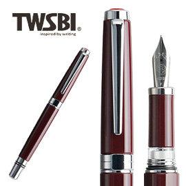 鋼筆  三文堂 TWSBI Classic  酒紅  F