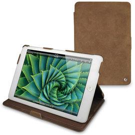 「iPad Air」專用真皮皮套 保護套 保護殼 手工訂製 法國NOREVE皮套 曠野棕 專賣店 推薦