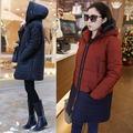 Yes Do !!【ecb0108】 高級質感暖和長大衣. 2色M-L預購
