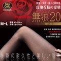 【3入組】玫瑰香精《瑪榭》無痕20丹尼-透明防爆線絲襪(MA-11301)