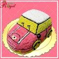 ★進口迷你車立體造型蛋糕(8吋)G008