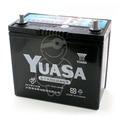 『行動電瓶家』YUASA湯淺〈55B24L完全免加水〉DAIHASU大發 銀翼 大祥瑞 生活大師 新象 電瓶適用-汽車電瓶電池