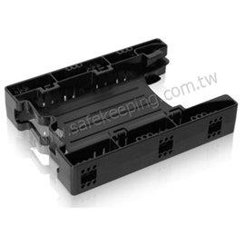 ICY DOCK MB290SP-B 精簡版 SSD/HDD 轉接架 2.5吋硬碟轉接架 MB290SP