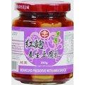 四川土產天府牌-紅麴養生豆腐乳285g角瓶裝