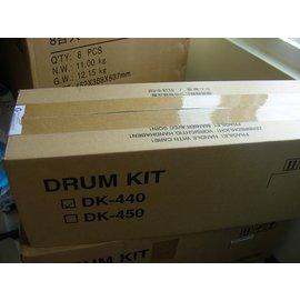 京瓷全新有拆封過~膠帶品質太差~運送過程中撞開的~DK-440 -KYOCERA 原廠 FS-6950DN 感光鼓