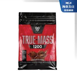 美國 BSN TrueMass 真霸1200高熱量乳清蛋白 10.38磅 三種口味  ~每