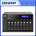 【刷卡分期免運 加送集線器或專用擦拭布-隨機】QNAP威聯通 TS-869 Pro 8Bay網路儲存伺服器