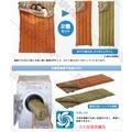 探險家戶外用品㊣NO.72600680 日本品牌LOGOS 2合1丸洗寢袋睡袋2度 黃 信封型可機洗雙拼連接