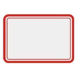 1011 方型紅框 50*75mm  鶴屋