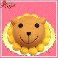 ★可愛獅立體造型蛋糕(8吋)G039