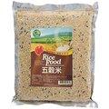 《台灣綠源寶》- 五穀米(1800g/包) 五榖米